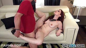 Jessica Ryan is getting fucked and creampied after her partner thoroughly licked her pussy