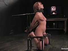 Kinky, red haired lady, Dana Dearmond likes sadistic sex adventures because it excites her a lot